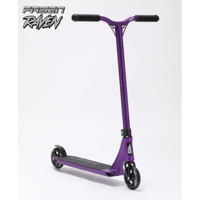 Fasen Raven Scooter Purple - Freestyle koloběžka