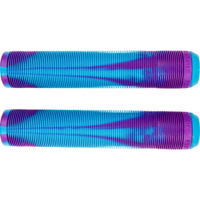 Root Premium Mixed Grips Blue / Purple