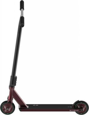 North Switchblade 2020 Pro Scooter - Wine Red & Black - Freestyle koloběžka