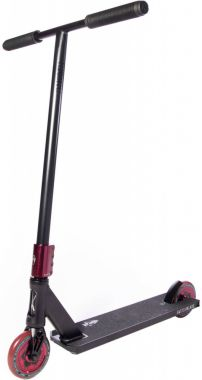 North Switchblade 2020 Pro Scooter - Matte Black & Wine Red - Freestyle koloběžka