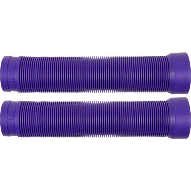 Lucky Vice Grips Purple
