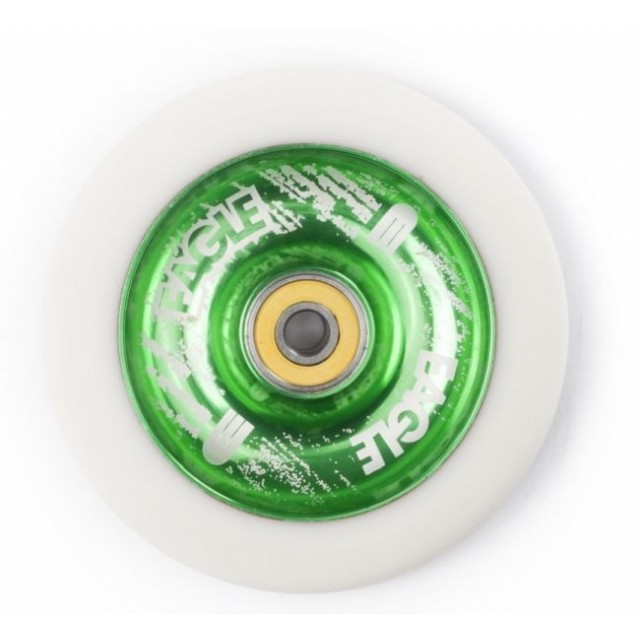 Eagle Full Core Wheel 100 DECA White
