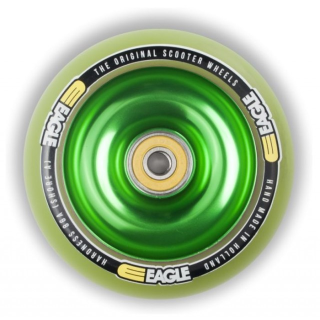 Eagle Full Core Wheel 100 Green
