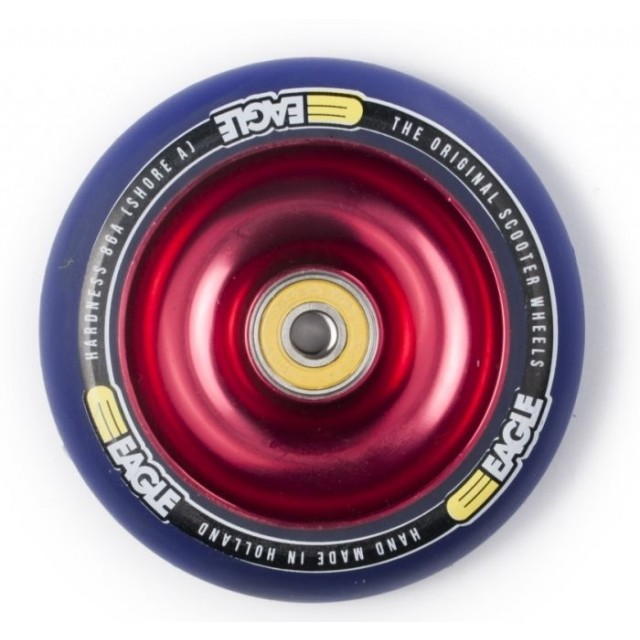 Eagle Full Core Wheel 100 Red / Purple
