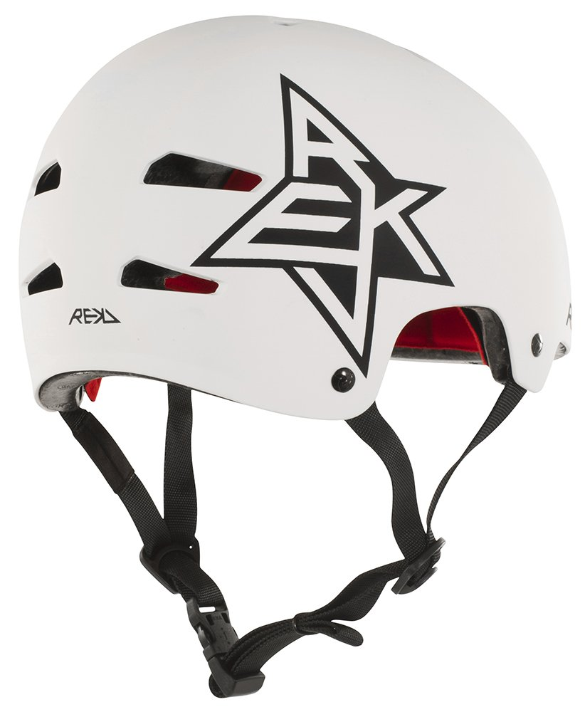 Rekd - Elite Icon White - helma