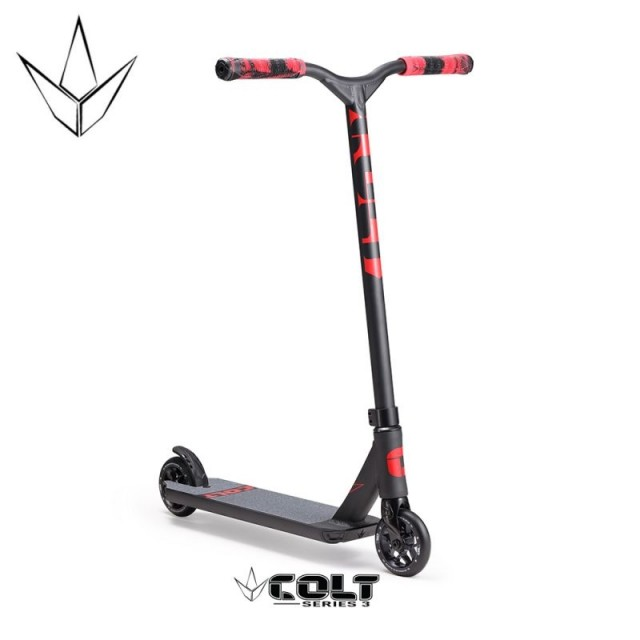 Blunt Colt S3 Scooter Red - Freestyle koloběžka