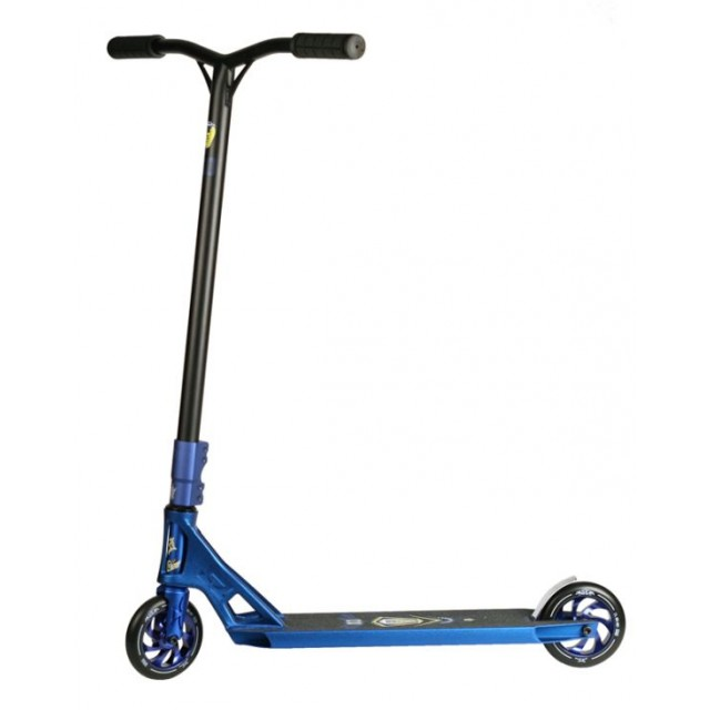 AO Stealth IV Scooter Blue - Freestyle koloběžka